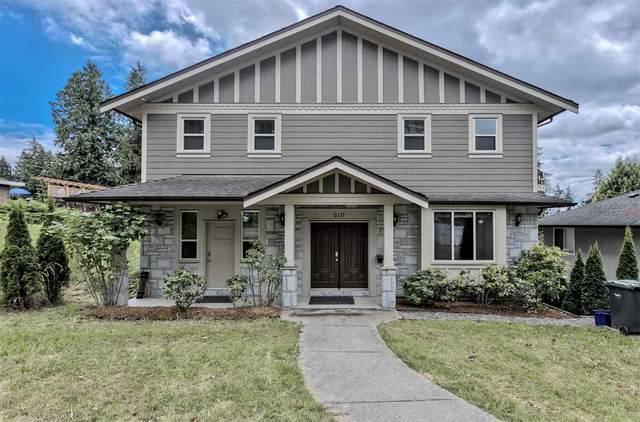 610 Austin Avenue, Coquitlam, BC V3K 3M8 (#R2519591) :: 604 Home Group