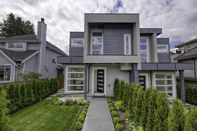 409 W Keith Road, North Vancouver, BC V7M 1M2 (#R2519605) :: 604 Home Group