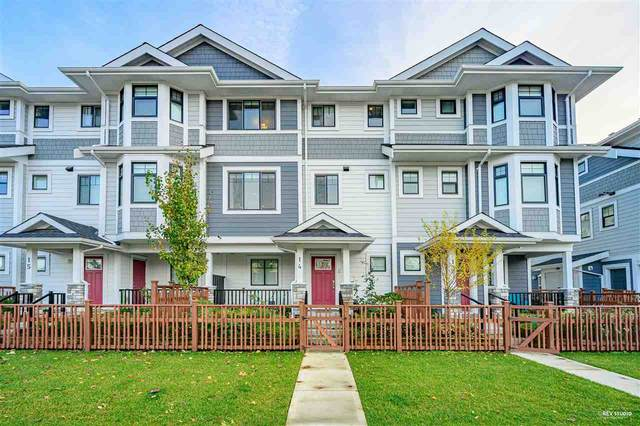189 Wood Street #14, New Westminster, BC V3M 0L7 (#R2519615) :: 604 Home Group