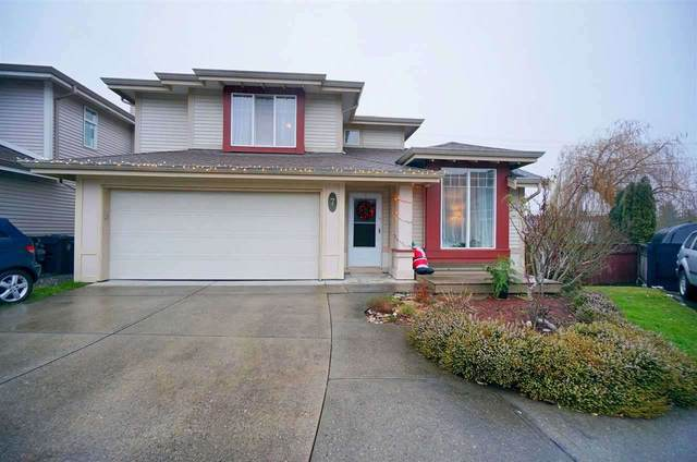 20292 96 Avenue #7, Langley, BC V1M 4B6 (#R2519637) :: Premiere Property Marketing Team