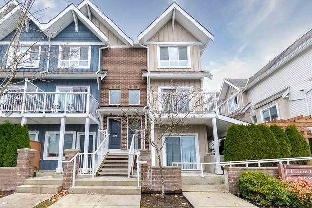 1661 Fraser Avenue #202, Port Coquitlam, BC V3B 0B6 (#R2519698) :: 604 Home Group