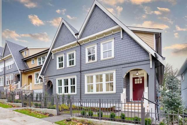 3416 Queenston Avenue #101, Coquitlam, BC V3E 3H1 (#R2519720) :: 604 Home Group