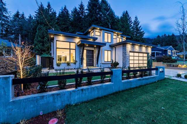 950 Belvedere Drive, North Vancouver, BC V7R 2C1 (#R2519724) :: 604 Home Group