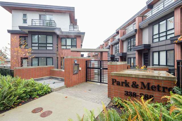 368 W 64TH Avenue #10, Vancouver, BC V5X 2L9 (#R2519771) :: 604 Home Group