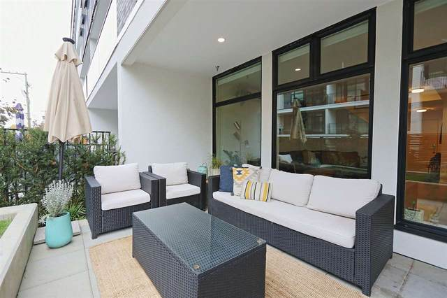 5085 Main Street #105, Vancouver, BC V5W 2R2 (#R2519792) :: 604 Home Group