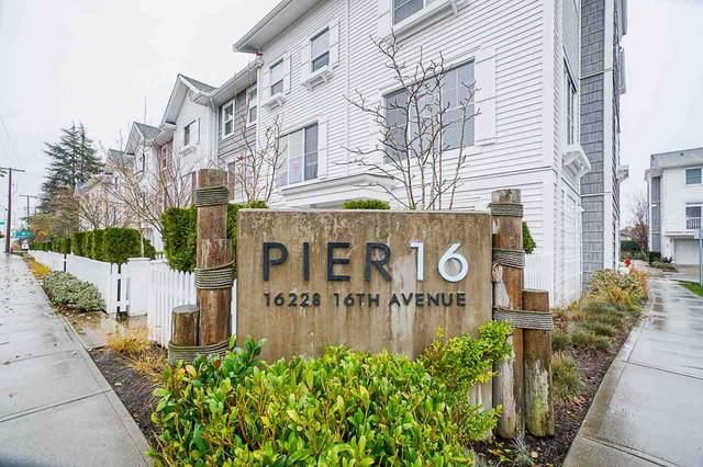 16228 16 Avenue #3, Surrey, BC V4A 1S7 (#R2519816) :: Premiere Property Marketing Team