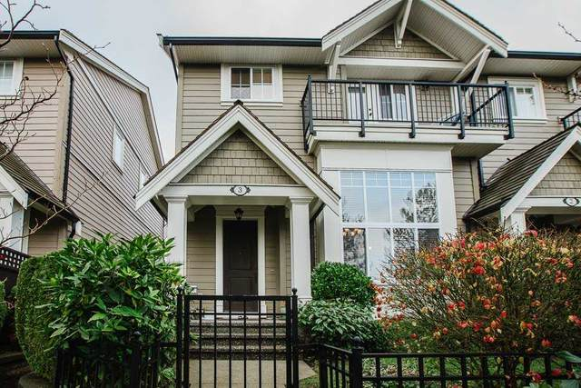 3268 156A Street #3, Surrey, BC V3S 9T1 (#R2520028) :: Premiere Property Marketing Team