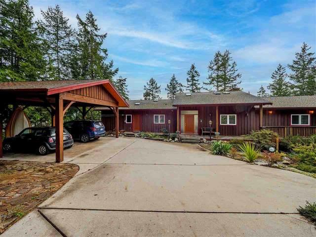 4748 Hotel Lake Road, Garden Bay, BC V0N 1S1 (#R2520157) :: RE/MAX City Realty
