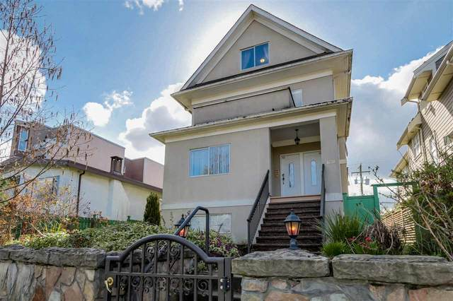 1638 E 8TH Avenue, Vancouver, BC V5N 1T5 (#R2520323) :: Homes Fraser Valley