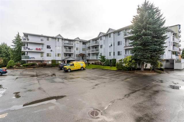 2750 Fuller Street #306, Abbotsford, BC V2S 3K1 (#R2520412) :: Homes Fraser Valley