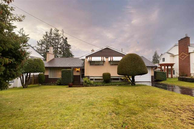 15460 Semiahmoo Avenue, White Rock, BC V4B 1T8 (#R2520441) :: Ben D'Ovidio Personal Real Estate Corporation | Sutton Centre Realty