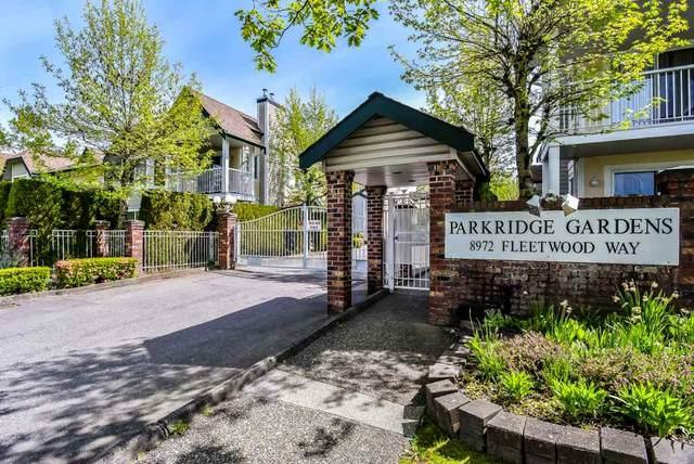 8972 Fleetwood Way #401, Surrey, BC V3R 0T5 (#R2520446) :: Homes Fraser Valley