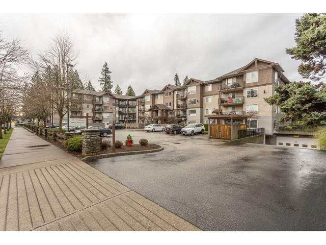 2581 Langdon Street #303, Abbotsford, BC V2T 7A3 (#R2520770) :: Premiere Property Marketing Team
