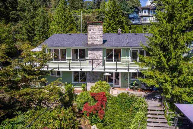 4497 Ross Crescent, West Vancouver, BC V7W 2N9 (#R2520932) :: Ben D'Ovidio Personal Real Estate Corporation | Sutton Centre Realty