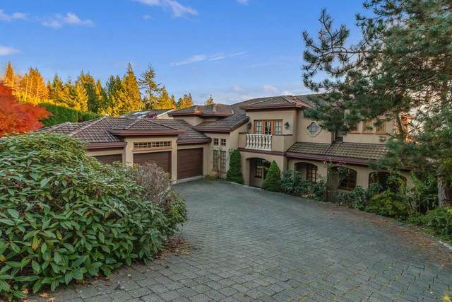 1482 Chippendale Road, West Vancouver, BC V7S 3G6 (#R2521711) :: Macdonald Realty