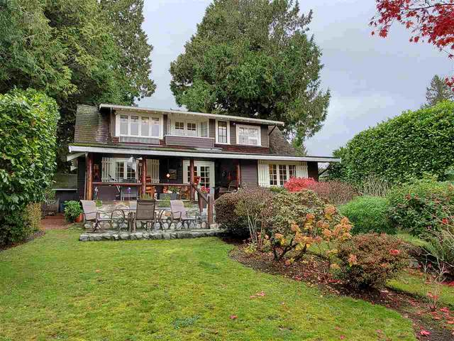 2397 Haywood Avenue, West Vancouver, BC V7V 1X9 (#R2521991) :: RE/MAX City Realty