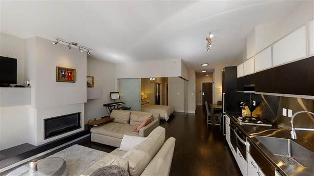 535 Smithe Street #202, Vancouver, BC V6B 0H2 (#R2522001) :: RE/MAX City Realty