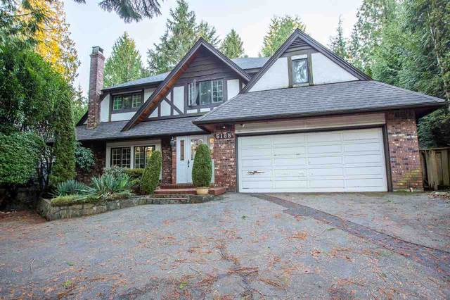 5185 Headland Drive, West Vancouver, BC V7W 2W9 (#R2522094) :: RE/MAX City Realty