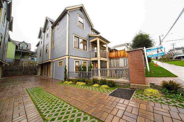 1023 Third Avenue #1, New Westminster, BC V3M 1P6 (#R2522189) :: Premiere Property Marketing Team