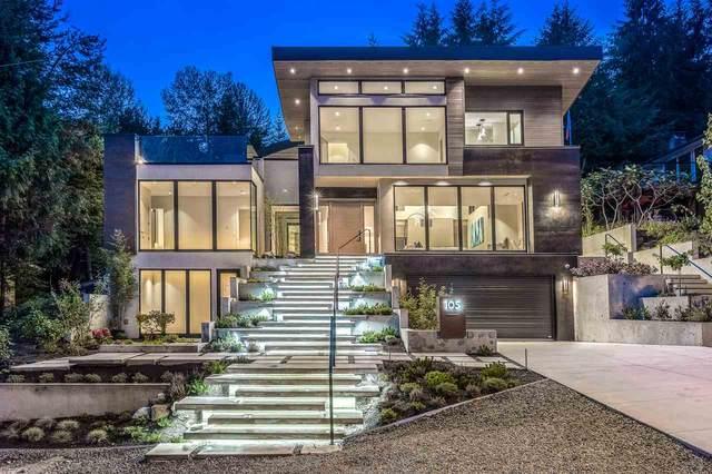 105 Bonnymuir Drive, West Vancouver, BC V7S 1L4 (#R2522351) :: Ben D'Ovidio Personal Real Estate Corporation | Sutton Centre Realty