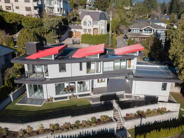 808 Esquimalt Avenue, West Vancouver, BC V7T 1J8 (#R2523491) :: RE/MAX City Realty