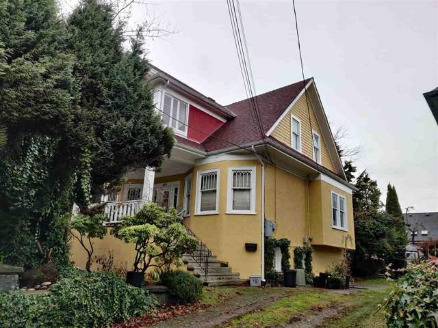 335 W 14TH Avenue, Vancouver, BC V5Y 1X3 (#R2524092) :: RE/MAX City Realty