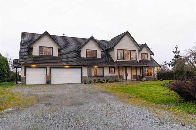 17590 Kennedy Road, Pitt Meadows, BC V3Y 1Z1 (#R2524414) :: Ben D'Ovidio Personal Real Estate Corporation   Sutton Centre Realty