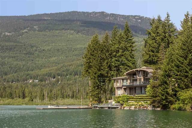 8993 Trudy's Landing, Whistler, BC V8E 0G6 (#R2524419) :: Ben D'Ovidio Personal Real Estate Corporation   Sutton Centre Realty