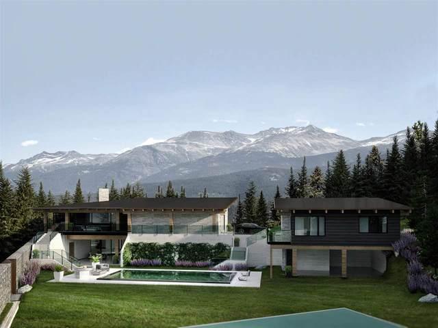 1620 Southlands Lane, Whistler, BC V8E 0A2 (#R2524953) :: Macdonald Realty