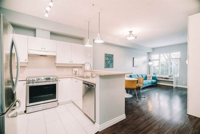 18 Smokey Smith Place #109, New Westminster, BC V3L 5V3 (#R2525149) :: Ben D'Ovidio Personal Real Estate Corporation | Sutton Centre Realty