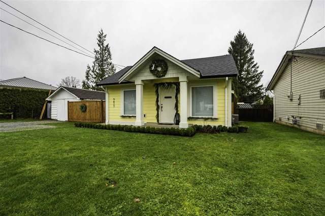 9827 Munro Avenue, Rosedale, BC V0X 1X0 (#R2526041) :: Ben D'Ovidio Personal Real Estate Corporation | Sutton Centre Realty
