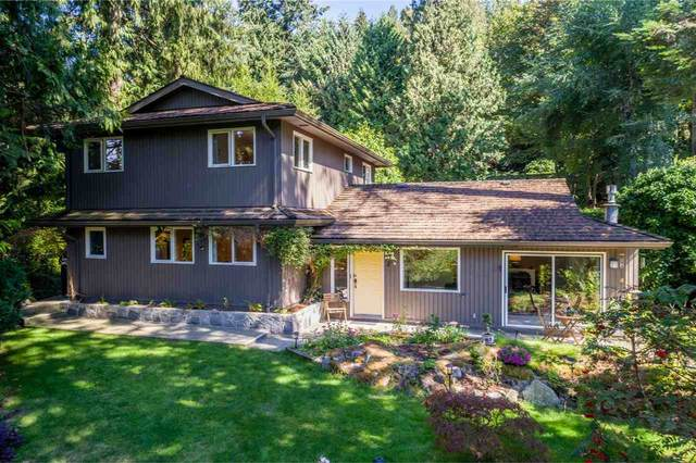 5369 Brookside Avenue, West Vancouver, BC V7W 1N2 (#R2526225) :: Macdonald Realty