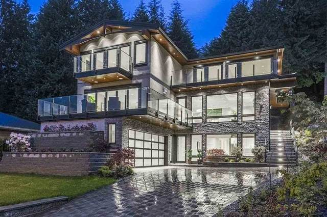 579 St. Giles Road, West Vancouver, BC V7S 1L7 (#R2526435) :: RE/MAX City Realty