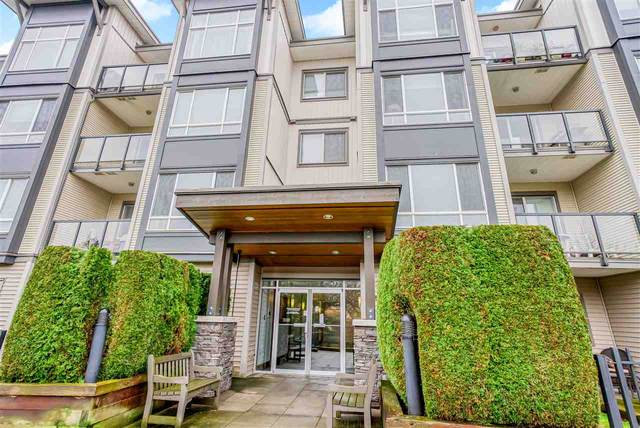 2943 Nelson Place #216, Abbotsford, BC V2S 0C8 (#R2526566) :: Homes Fraser Valley