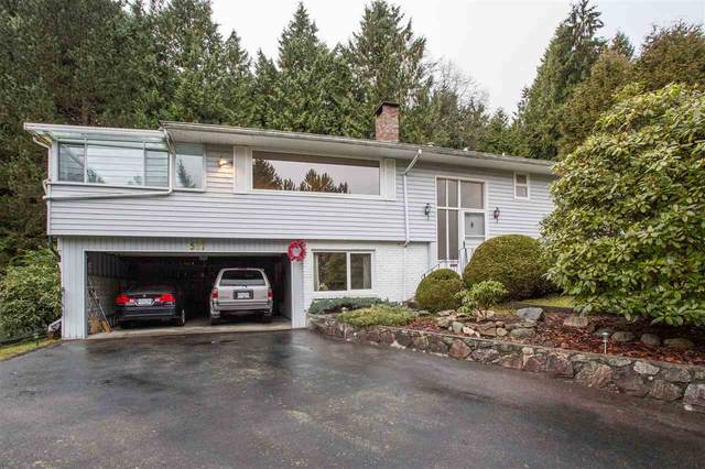 587 St. Giles Road, West Vancouver, BC V7S 1L7 (#R2526841) :: RE/MAX City Realty