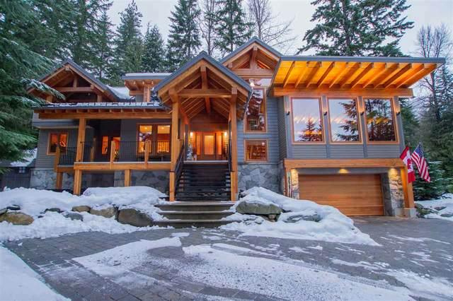 8628 Driftwood Close, Whistler, BC V8E 0G2 (#R2527146) :: Macdonald Realty