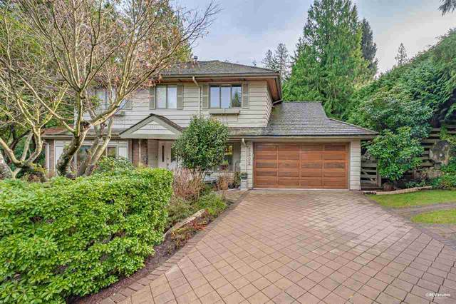 5202 Sprucefeild Road, West Vancouver, BC V7W 2X6 (#R2527503) :: RE/MAX City Realty