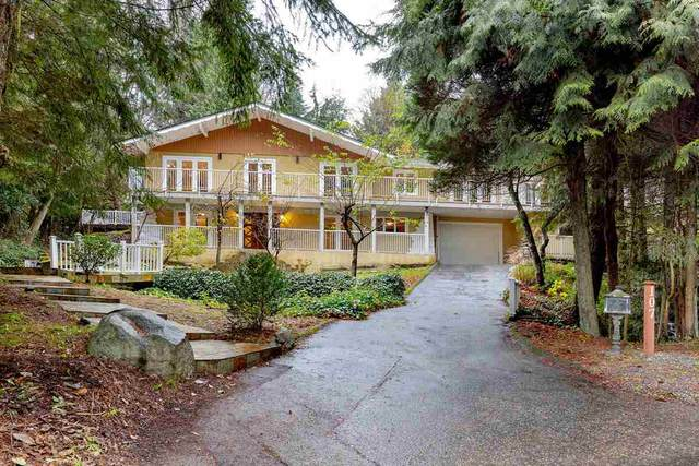 107 Bonnymuir Drive, West Vancouver, BC V7S 1L4 (#R2527694) :: RE/MAX City Realty