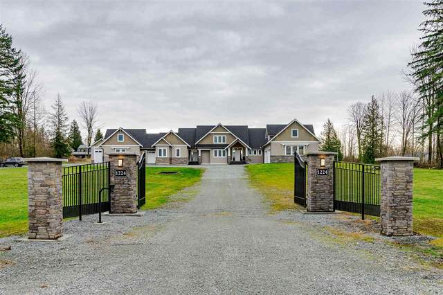 1224 240 Street, Langley, BC V2Z 2Y6 (#R2528188) :: RE/MAX City Realty