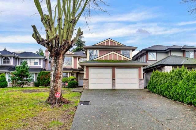 5575 Cornwall Drive, Richmond, BC V7C 5M8 (#R2528290) :: Macdonald Realty