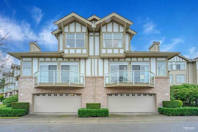 5221 Oakmount Crescent #26, Burnaby, BC V5H 4R4 (#R2528340) :: RE/MAX City Realty