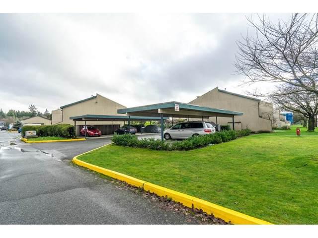 5850 177B Street #55, Surrey, BC V3S 4J6 (#R2528441) :: Ben D'Ovidio Personal Real Estate Corporation   Sutton Centre Realty