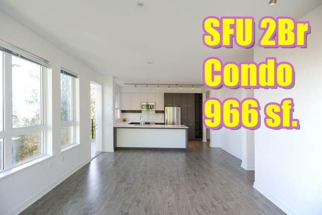9250 University High Street Ph5, Burnaby, BC V5A 0B3 (#R2528716) :: Homes Fraser Valley