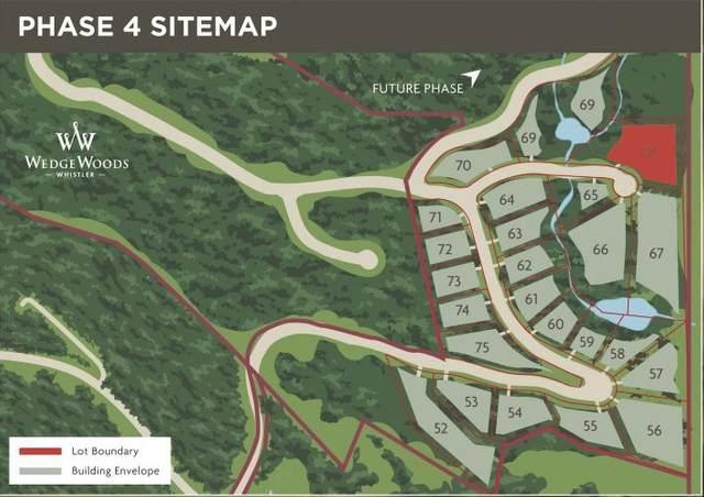 9286 Siskin Street, Whistler, BC V8B 1Z9 (#R2528734) :: Ben D'Ovidio Personal Real Estate Corporation | Sutton Centre Realty