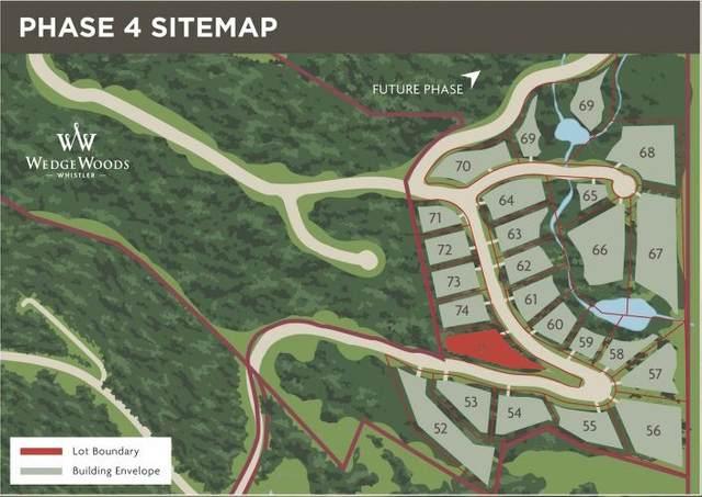 9253 Wedgemount Plateau Drive, Whistler, BC V8E 1M1 (#R2528743) :: Ben D'Ovidio Personal Real Estate Corporation | Sutton Centre Realty