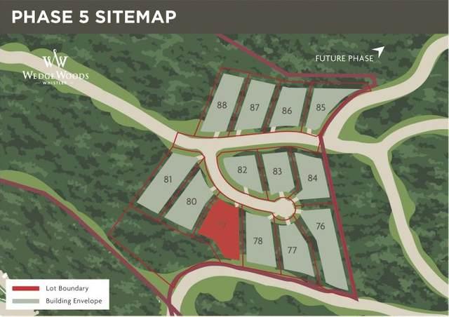 9369 Flicker Way, Whistler, BC V8E 1M1 (#R2528749) :: Ben D'Ovidio Personal Real Estate Corporation | Sutton Centre Realty