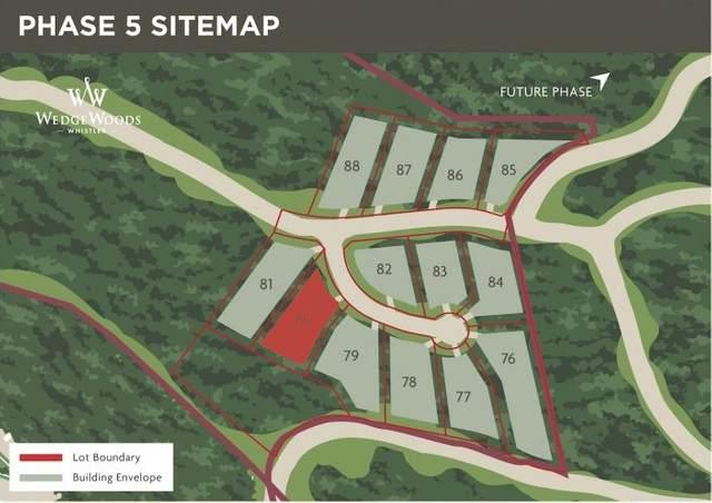 9365 Flicker Way, Whistler, BC V8E 1M1 (#R2528752) :: Ben D'Ovidio Personal Real Estate Corporation | Sutton Centre Realty