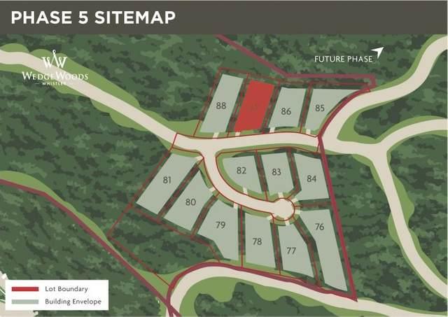 9358 Wedgemount Plateau Drive, Whistler, BC V8E 1M1 (#R2528759) :: Ben D'Ovidio Personal Real Estate Corporation | Sutton Centre Realty