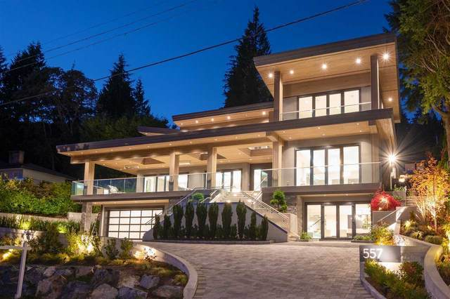 557 St. Giles Road, West Vancouver, BC V7S 1L7 (#R2529153) :: RE/MAX City Realty