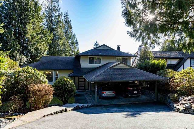 535 E Braemar Road, North Vancouver, BC V7N 4C4 (#R2529213) :: Ben D'Ovidio Personal Real Estate Corporation   Sutton Centre Realty